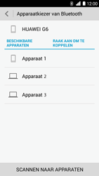Huawei Ascend G6 4G (Model G6-L11) - Contacten en data - Contacten overzetten via Bluetooth - Stap 10