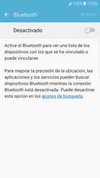 Samsung Galaxy S7 Edge - Bluetooth - Conectar dispositivos a través de Bluetooth - Paso 5