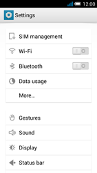 Alcatel OT-5036X Pop C5 - Bluetooth - Pair with another device - Step 4