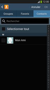 Samsung Galaxy Note 3 - E-mails - Envoyer un e-mail - Étape 6