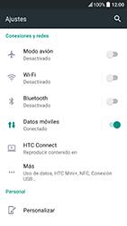 HTC 10 - Red - Seleccionar una red - Paso 4