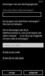 Nokia Lumia 630 - Applicaties - Account aanmaken - Stap 23