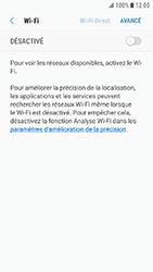 Samsung Galaxy Xcover 4 - Wi-Fi - Accéder au réseau Wi-Fi - Étape 6