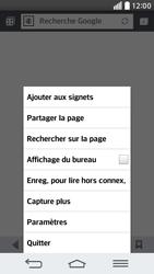 LG G2 mini LTE - Internet - Configuration manuelle - Étape 21