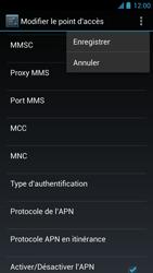 Acer Liquid S1 - Mms - Configuration manuelle - Étape 17