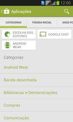 Samsung Galaxy Fresh Duos - Aplicações - Como pesquisar e instalar aplicações -  6