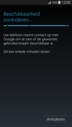Samsung A300FU Galaxy A3 - Applicaties - Account aanmaken - Stap 9