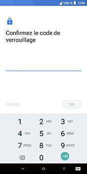 Alcatel 3L - Sécuriser votre mobile - Activer le code de verrouillage - Étape 10