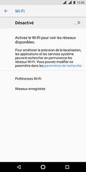 Nokia 5.1 - Wifi - configuration manuelle - Étape 5