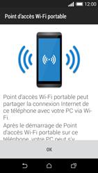 HTC Desire 510 - Internet et connexion - Partager votre connexion en Wi-Fi - Étape 7