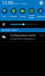 Samsung G355 Galaxy Core 2 - MMS - Automatic configuration - Step 4