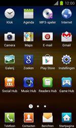 Samsung I9100 Galaxy S II - OS 4 ICS - MMS - handmatig instellen - Stap 4