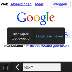 BlackBerry Q10 - Internet - Hoe te internetten - Stap 6
