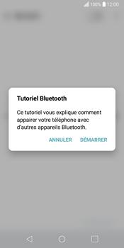LG Q6 - WiFi et Bluetooth - Jumeler votre téléphone avec un accessoire bluetooth - Étape 4