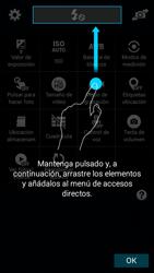 Samsung Galaxy A3 - Funciones básicas - Uso de la camára - Paso 8