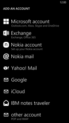 Nokia Lumia 930 - Email - Manual configuration POP3 with SMTP verification - Step 6