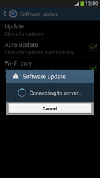 Samsung I9195 Galaxy S IV Mini LTE - Network - Installing software updates - Step 7