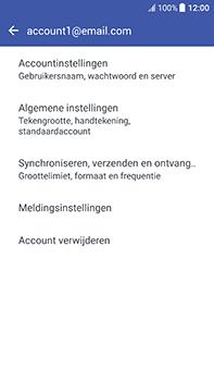 HTC U11 (2PZC100) - E-mail - Instellingen KPNMail controleren - Stap 7