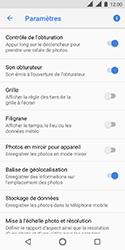 Nokia 3.1 - Photos, vidéos, musique - Prendre une photo - Étape 9