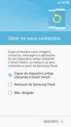 Samsung Galaxy S7 - Android Nougat - Primeiros passos - Como ligar o telemóvel pela primeira vez -  17