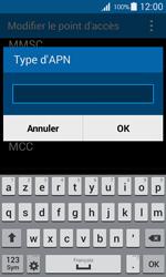Samsung Galaxy Ace 4 - Premiers pas - Configurer l