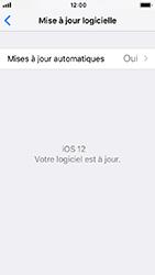 Apple iPhone SE - iOS 12 - Appareil - Mise à jour logicielle - Étape 7