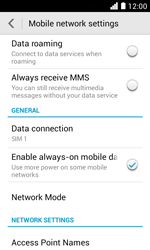 Huawei Ascend Y330 - Internet - Manual configuration - Step 5
