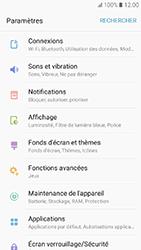 Samsung A320 Galaxy A3 (2017) - Réseau - Utilisation à l