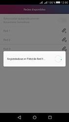 Huawei Y5 II - Red - Seleccionar una red - Paso 10