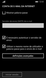 Microsoft Lumia 435 - Email - Configurar a conta de Email -  17