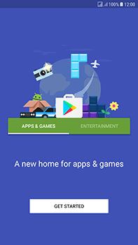 Samsung Galaxy J7 (2017) - Applications - Downloading applications - Step 18