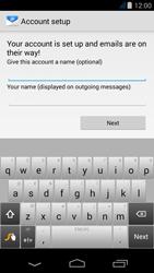 Acer Liquid Jade Z - Email - Manual configuration POP3 with SMTP verification - Step 17