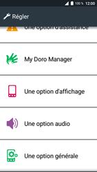 Doro 8035 - Appareil - Mise à jour logicielle - Étape 5
