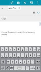 Samsung G850F Galaxy Alpha - E-mail - envoyer un e-mail - Étape 7