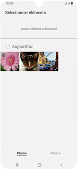 Samsung Galaxy A40 - MMS - envoi d'images - Étape 17