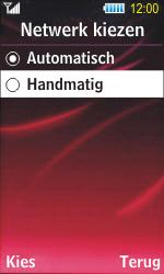 Samsung S7350 Ultra Slide - Buitenland - Bellen, sms en internet - Stap 7