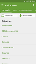 Samsung Galaxy J5 - Aplicaciones - Descargar aplicaciones - Paso 6