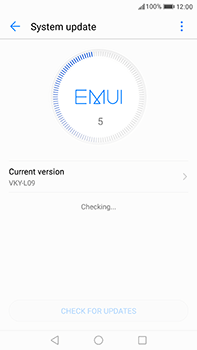 Huawei P10 Plus - Device - Software update - Step 5