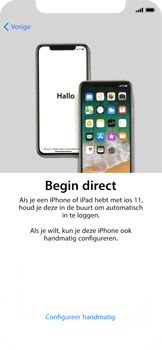 Apple iPhone X - Toestel - Toestel activeren - Stap 9