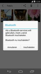 Huawei Ascend P7 4G (Model P7-L10) - Contacten en data - Foto