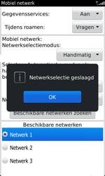 BlackBerry 9860 Torch - Netwerk - Gebruik in het buitenland - Stap 10
