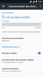 Nokia 3 - Internet - Désactiver les données mobiles - Étape 5