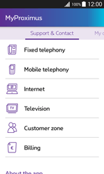 Samsung J100H Galaxy J1 - Applications - MyProximus - Step 24