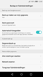 Huawei Y6 (2017) - Device maintenance - Back up - Stap 10
