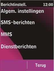 Nokia C2-03 - MMS - probleem met ontvangen - Stap 7