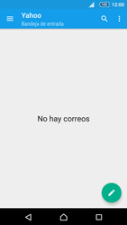 Sony Xperia Z5 Compact - E-mail - Configurar Yahoo! - Paso 4