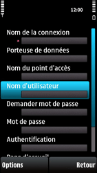Nokia X6-00 - MMS - configuration manuelle - Étape 16