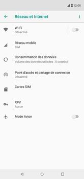 Wiko View 2 - Wifi - configuration manuelle - Étape 4