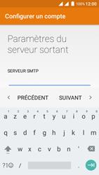 Wiko Freddy - E-mails - Ajouter ou modifier un compte e-mail - Étape 18