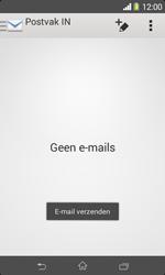 Sony Xperia E1 (D2005) - E-mail - Hoe te versturen - Stap 14